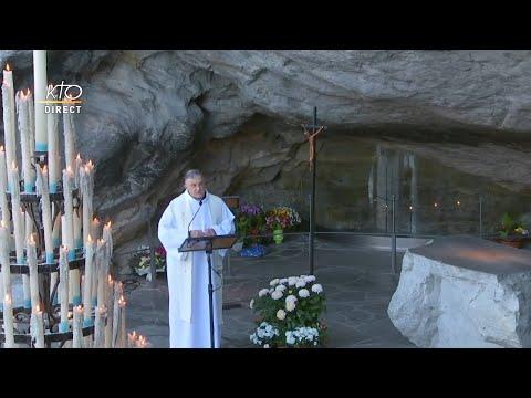 Chapelet du 29 octobre 2020 à Lourdes