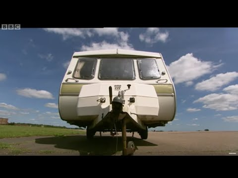 Fastest Caravan Challenge (Part 1) | Top Gear