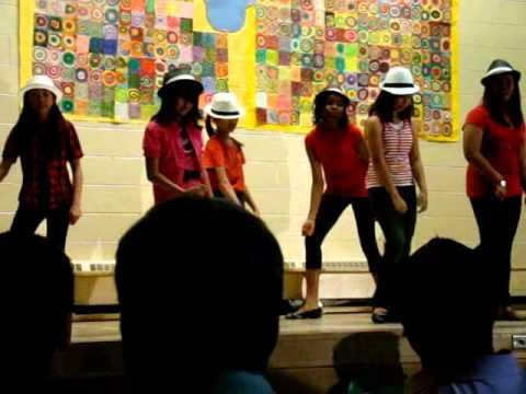A-teens - Can't help falling in love mash up dance