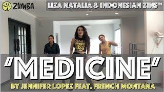 Medicine || Liza Natalia || Jennifer Lopez Feat. French Montana