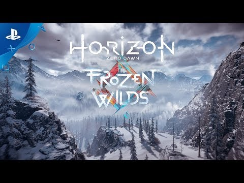 Horizon Zero Dawn: The Frozen Wilds – Environment Trailer | PS4