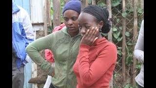 A casual labourer killed his girlfriend, a Fourth Year Education student at the Egerton University
