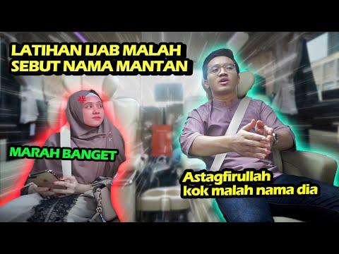 Latihan IJAB KABUL Malah Sebut Nama MANTAN! *gone wrong* (Prank!)