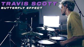 Travis Scott - Butterfly Effect | Drum Remix by Giovanni Cilio