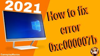 How to fix 0xc000007b for EVERY GAME! (Still works 2019)