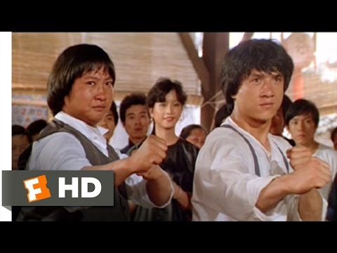 Jackie Chan's Project A (6/10) Movie CLIP - Two at a Time (1983) HD