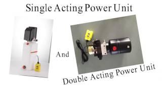 DC power unit video