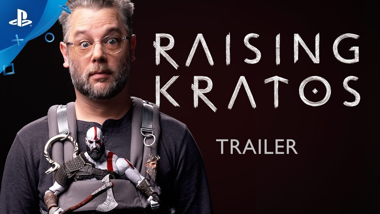 Announcing Raising Kratos, a God of War Documentary