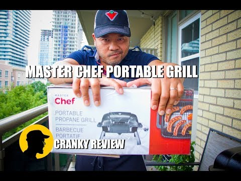 Master Chef Portable Grill Review – Cranky Review (Ep. 1)