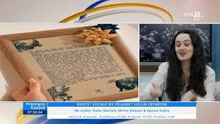 Mysafiri i Mëngjesit - Flutur Mustafa, Melita Shabani & Agnesa Sejdiu 26.02.2021