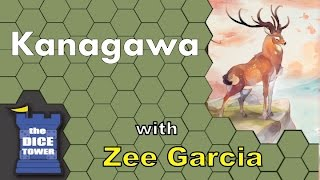 Kanagawa Review - with Zee Garcia
