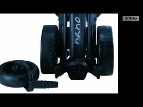 Video Demonstration of Big Max Nano Electric Trolley