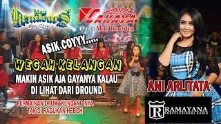 NEW KENDEDES RAMAYANA Audio Wegah Kelangan (cover) Ani Arlita Terbaru 2019