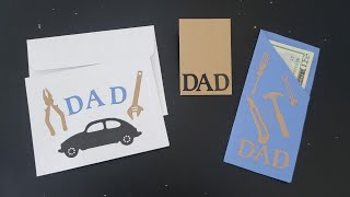#fathersdaycards #giftideas #DIY DIY Fathers Day Gift Ideas 3 In 1