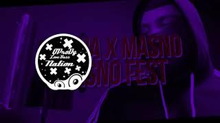Dycha & Masno Masno Fest(prod.Black Rose)(Bass Boosted)(Trap Nation)