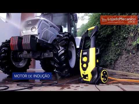 Lavadora de Alta Pressão 2100W 2100PSI 220V - Video