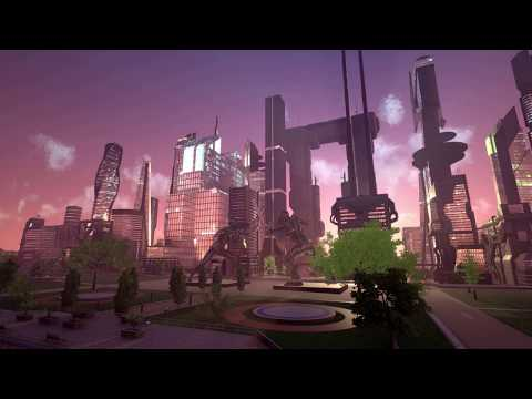 Ship of Heroes Video Showcases the Day & Night In Apotheosis City