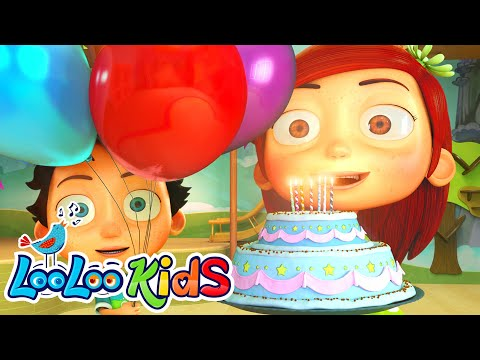 Download HAPPY BIRTHDAY - Fun Birthday Party Song HD Mp4 3GP Video and MP3