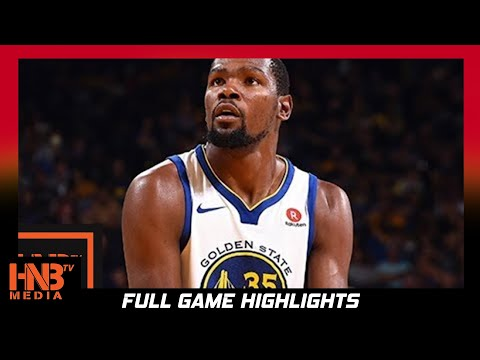 Golden State Warriors vs Miami Heat Full Game Highlights / Week 4 / 2017 NBA Season