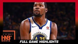 Golden State Warriors Vs Miami Heat Full Game Highlights / Week 4 / 2017 NBA Season