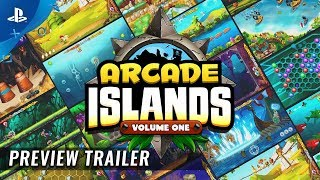 Arcade Islands: Volume One - Preview Trailer   PS4
