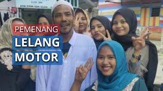 Sosok Pemenang Lelang Motor Jokowi Rp2,5 M asal Jambi Akhirnya Menampakkan Dirinya