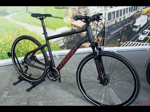 Ghost Square Cross: Allround-Bikes mit solider Ausstattung