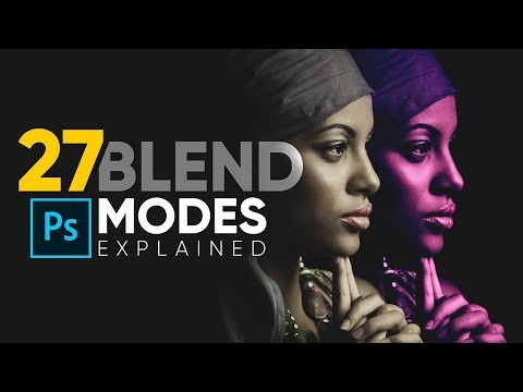 science behind 27 blend modes in adobe photoshop by piximperfect
