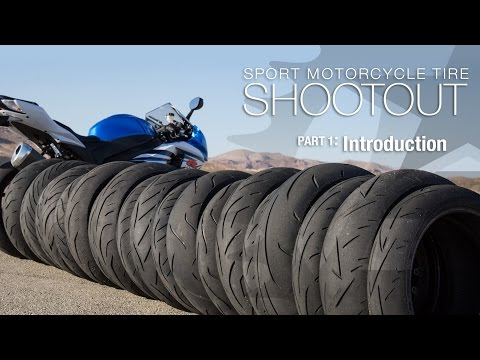 Sport Motorcycle Tire Shootout Part 1: Introduction – MotoUSA