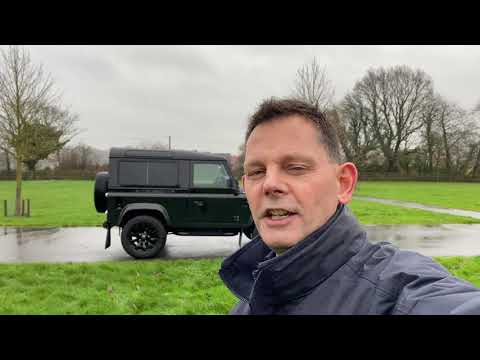 Landrover Defender 90 2.2TD XS Urban Truck Edition Video