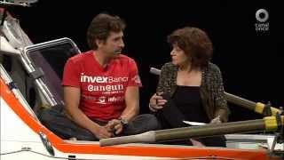 Conversando con Cristina Pacheco - Abraham Levy