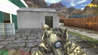 counter strike 1.6 Warface Mod Fy_nuketown Map