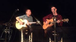 Filip & Rony (John Wolfhooker) - Little Wing - Live Acoustic