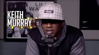 Hot 97 - Keith Murray Says He Was Drunk During Battle + Spits HOT FLAMES on Ebro in the AM!