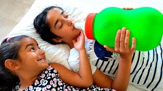 Esma Pretend play little mother for kids video