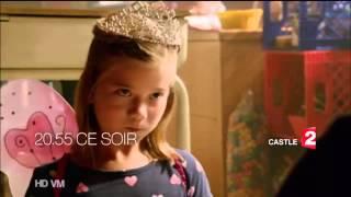 Castle 7x04 'Un problème enfantin' Bande annonce France 2 #2