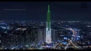 Toàn Cảnh Lễ Khai trương Vincom Center Landmark 81 tại tòa tháp cao nhất Việt Nam 26:7
