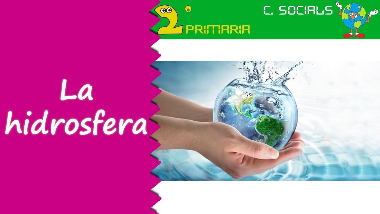 Ciències Socials. 2n Primària. Tema 4. La hidrosfera