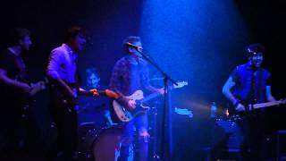Arkells w/ Kennedy & Jared of The Maine - Agent Zero (Live on 4/21/2012)