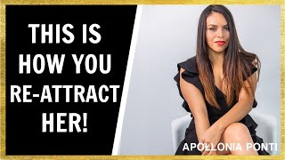 She Lost Interest | How To Re-Attract Her & Get RESULTS!