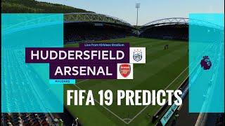 Huddersfield Vs Arsenal Premier League Prediction Matchweek 26