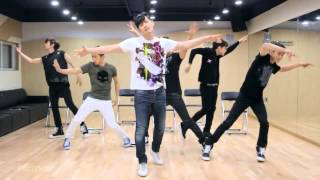 2PM 'A.D.T.O.Y.' mirrored Dance Practice