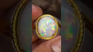 Kalimaya Milky Opal From Banten Indonesian