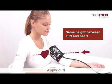 Noteikumi asinsspiediens mērījumu standartu