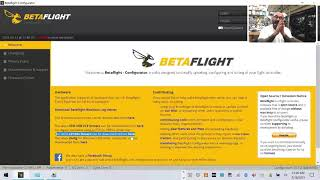 Update SpracingF3 Firmware for BetaFlight from Cyclone FPV