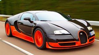 Dokumentárny film Technológia - Top 10 najrýchlejších áut sveta