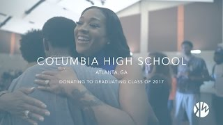 VIDEO: Mimi Faust, Rasheeda, Karlie Redd and Sierra Gates's Columbia High School Surprise Visit
