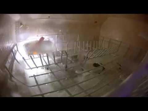 Как работает посудомоечная машина. Взгляд изнутри
