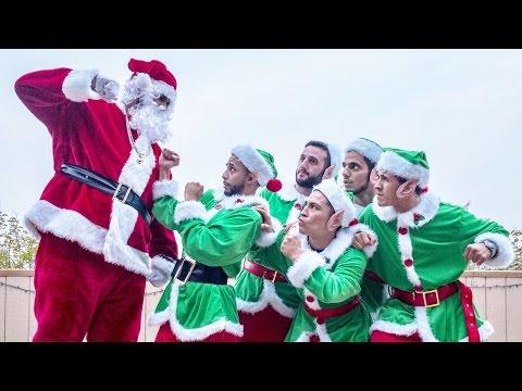 Bad Elf VS Santa | Anwar Jibawi