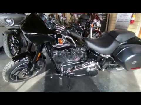 2018 Harley-Davidson Sport Glide® in South Saint Paul, Minnesota - Video 1